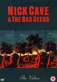 Cover Nick Cave & The Bad Seeds - The Videos [DVD]
